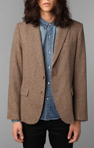 GENERAL ASSEMBLY FIELD BLAZER $182.00 from Urban Outfitters