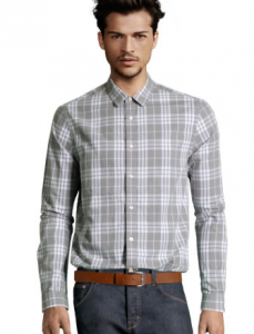 Shirt from H & M $29.95