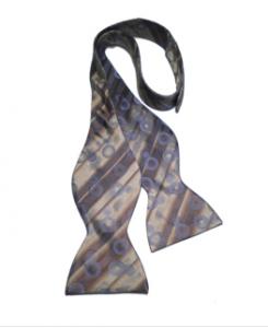 Nightingale Silk Tie