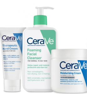 Cerave Moisturizer