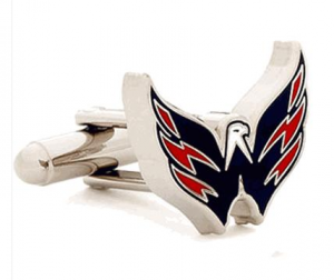 Washington Capitals NHL Cufflinks