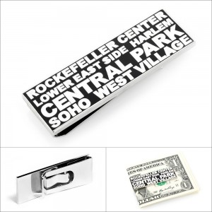 NEW YORK CITY MONEY CLIP