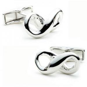 Infinity Symbol Cufflinks